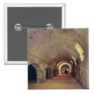 El crypto-porticus pin cuadrada 5 cm