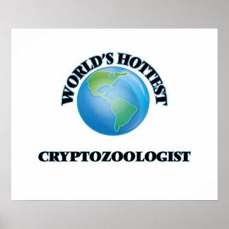 El Cryptozoologist más caliente del mundo Póster