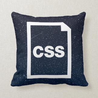 El Css empapela el pictograma Cojin