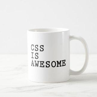 El CSS es impresionante Taza De Café