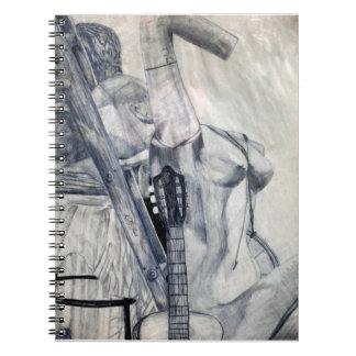 El cuaderno artístico