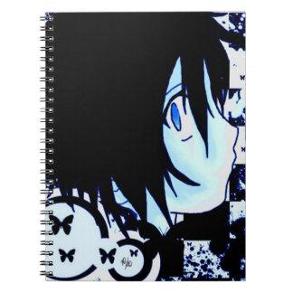 El cuaderno azul de la k