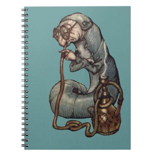 El cuaderno de Caterpillar Arturo Rackham