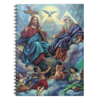El cuaderno de la trinidad más santa