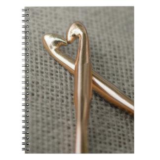 El cuaderno de los amantes del ganchillo