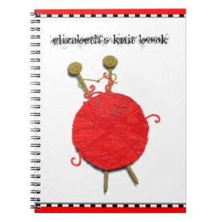 El cuaderno del calcetero
