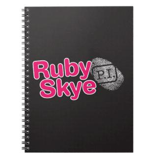 El cuaderno del detective
