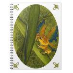 El cuaderno del Faery de la rana