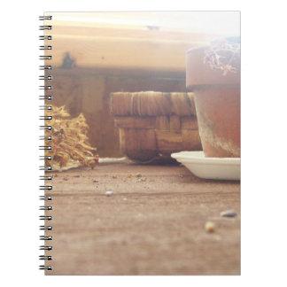 El cuaderno del jardinero