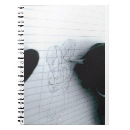 El cuaderno del novelista