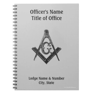 El cuaderno del oficial masónico de la casa de cam