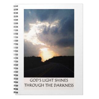 El cuaderno ligero de dios