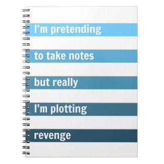 El cuaderno perfecto para la gente freaking hacia