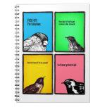 El cuaderno (pero con menos besarse y más pájaros)