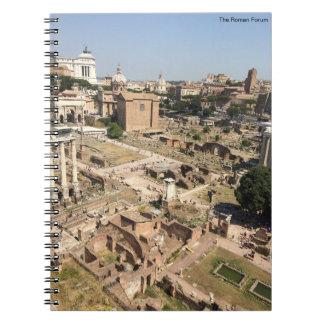 El cuaderno romano del foro