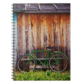 El cuaderno verde de la bicicleta 1