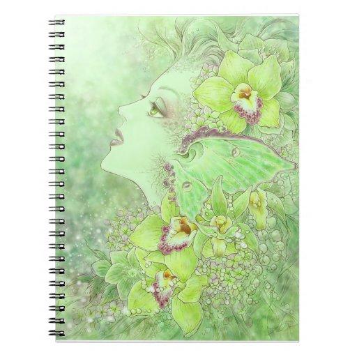 El cuaderno verde del Faery