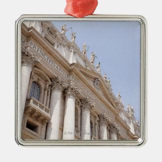 El cuadrado de San Pedro, Ciudad del Vaticano, Rom Adorno De Reyes