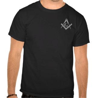 El cuadrado, los compases camisetas