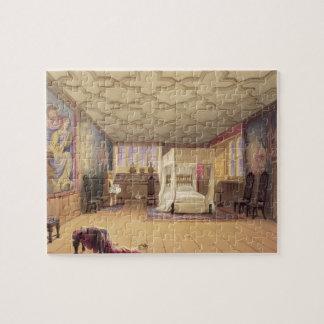 El cuarto blanco, casa de Cotehele, c.1830-40 (col Rompecabeza