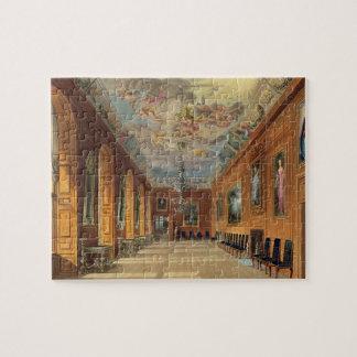 El cuarto de bola, castillo de Windsor, de 'Reside Puzzles