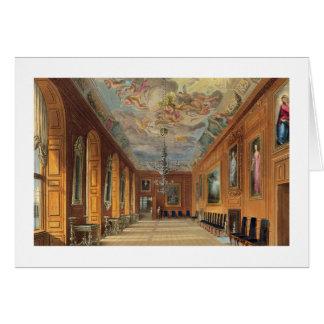 El cuarto de bola, castillo de Windsor, de 'Reside Tarjeta De Felicitación