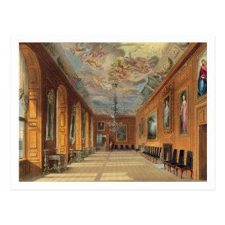 El cuarto de bola, castillo de Windsor, de Tarjetas Postales
