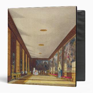 El cuarto de bola, Hampton Court, 'de la historia