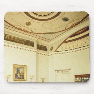 El cuarto de Etruscan diseñado por Robert Adam Alfombrilla De Ratones