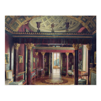El cuarto de la ágata en el palacio de Catherine Postal