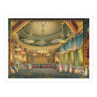 El cuarto de la música, de 'vistas del pabellón tarjetas postales