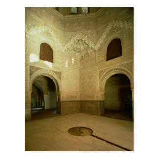 El cuarto de las dos hermanas del siglo XIV Tarjetas Postales