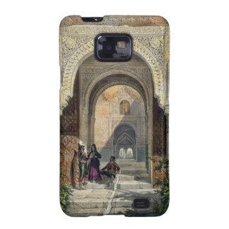 El cuarto de las dos hermanas en Alhambra, Grana Galaxy S2 Fundas