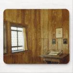 El cuarto de Luther en el castillo de Wartburg Tapete De Ratón
