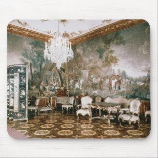 El cuarto de Napoleon en el palacio de Schonbrunn Alfombrilla De Ratones