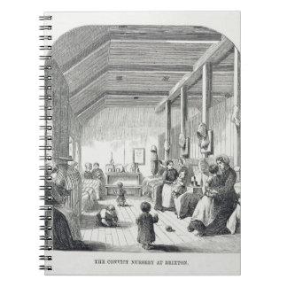 El cuarto de niños del Convict en Brixton, 'del cr Cuaderno