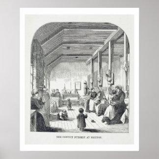 El cuarto de niños del Convict en Brixton, 'del cr Posters