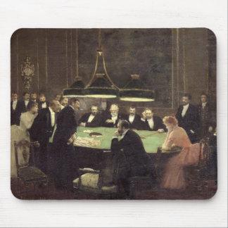El cuarto del juego en el casino, 1889 tapetes de ratones