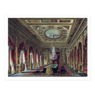 El cuarto del trono, casa de Carlton, 'de la histo Postales