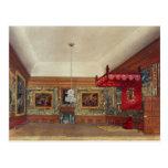 El cuarto del trono, Hampton Court Postal