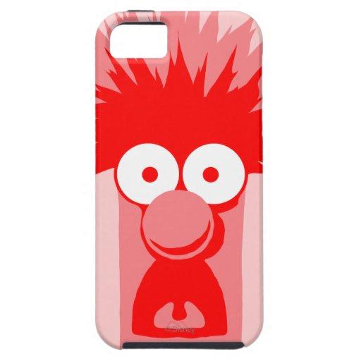 El cubilete Disney de los Muppets iPhone 5 Fundas