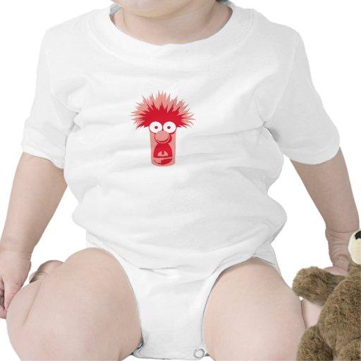 El cubilete Disney de los Muppets Trajes De Bebé