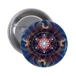 El cubo de Metatron - Merkabah Pins