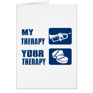 el cucurucho es mi terapia tarjeton