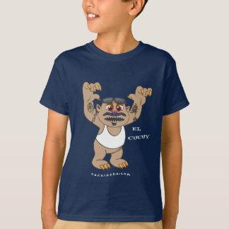 El Cucuy for Dark Shirts