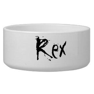 El cuenco de Rex Boles Para Gatos