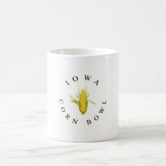 El cuenco del maíz de Iowa Taza De Café