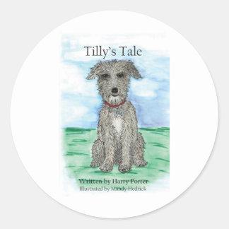 El cuento de Tilly Etiqueta