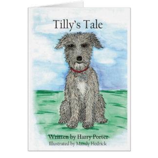 El cuento de Tilly Felicitación