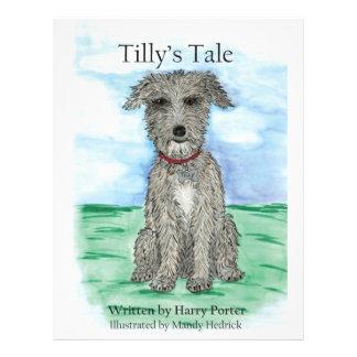 El cuento de Tilly Membrete Personalizado